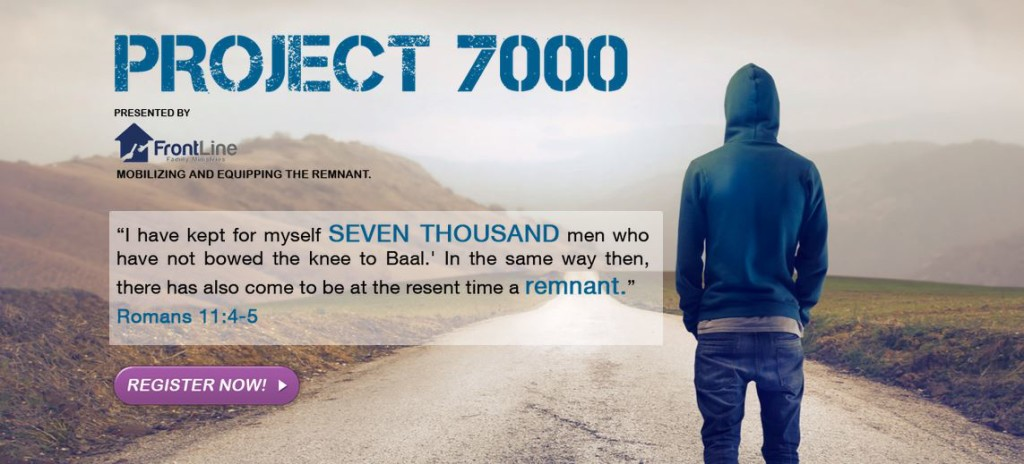 Project 7000 Frontline Family Ministries