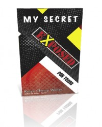 my secret exposed cover 3d good