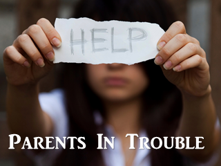 Parents in trouble