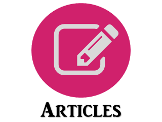 Website icon Articles